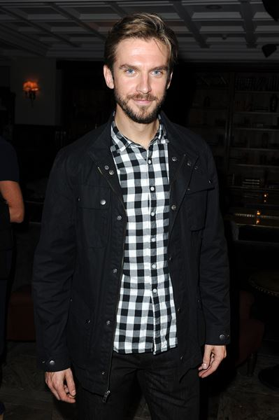 """TORONTO, ON - SEPTEMBER 13: Actor Dan Stevens at """"A Little Chaos"""" world premiere party hosted by GREY GOOSE vodka and Soho House Toronto during TIFF on September 13, 2014 in Toronto, Canada. Ernesto Distefano/Getty Images for GREY GOOSE Vodka/AFP"""