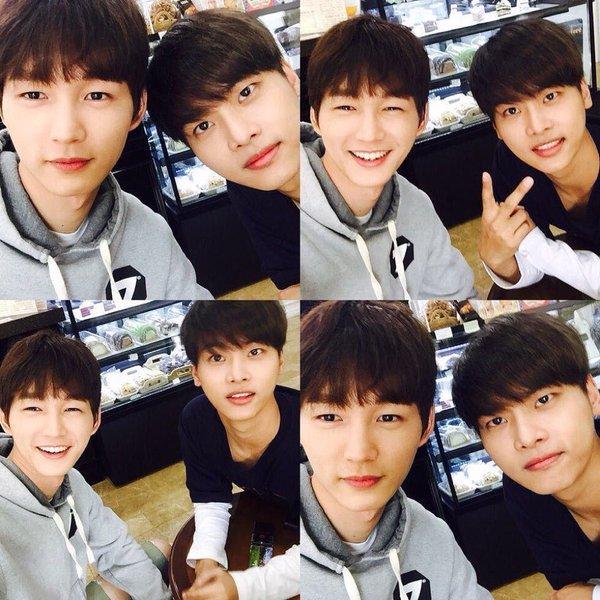 01 N (VIXX) & Lee Won-keun 01