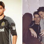 นักฟุตบอลหนุ่ม Matthew เปิดตัวแฟนหนุ่ม Dirk Blanchat ผ่าน Instagram