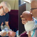 """พบกับหนูน้อย """"Wyatt Morgan Cooper"""" ลูกชายคนแรกของนักข่าวชื่อดัง """"Anderson Cooper"""""""